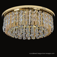 hotel big chandelier crystal glass lighting