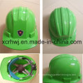 Green Best Price Safety Work Helmet Standard Safety Helmet, Hot New Product for 2016 Construction Work Helmet, High Quality Safety Helmet, Good Price