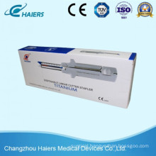 Gia Disposable Linear Cutter Stapler with Ce Marked