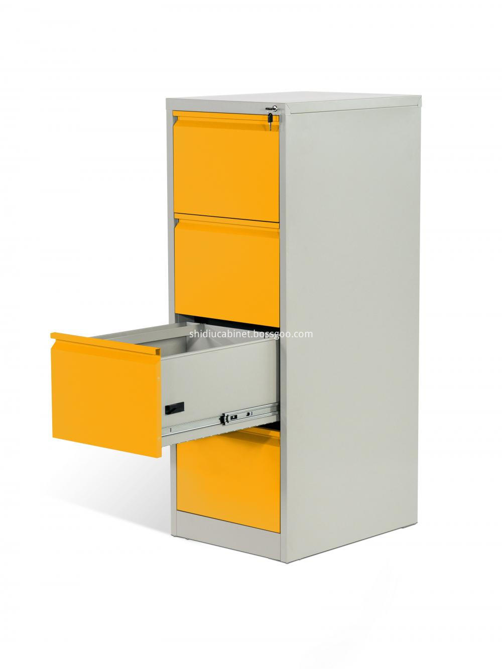 4 Drawer Vertical Cabinets 1