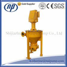 4 Inch Rubber Lined Vertical Mining Foam Pump (100ZJF)