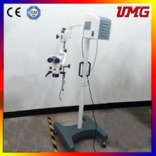Dental Product Ophthalmic Surgical Microscope with Floor Stand