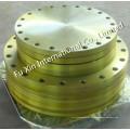 Flange cega do ASME/ANSI aço carbono forjado