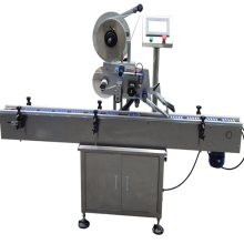 High Quality Linear Labeling Machine for self-adhesive label with Printer