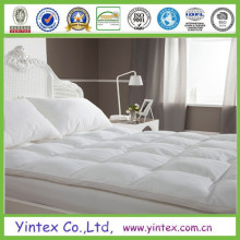 High Quality Duck Feather Mattress Topper for Hotel Use