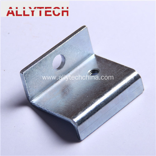 Bending Aluminum Sheet Fabrication Parts