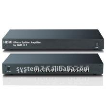 Amplificateur Splitter HDMI 8Ports par Cat5x1