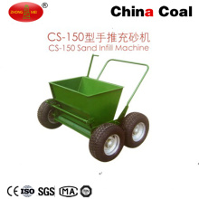 Hand-Push Sand Infill Machine for Artificial Grass