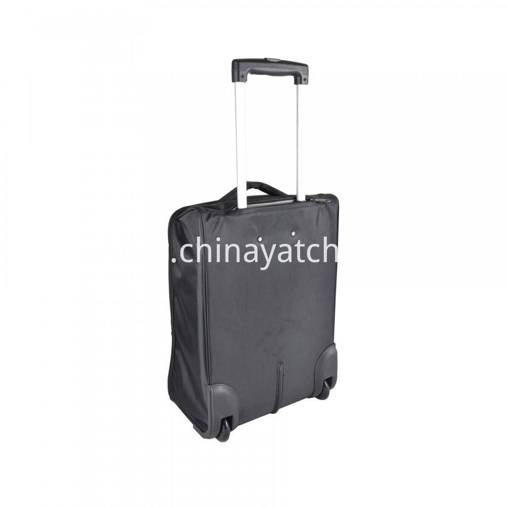 840D Foldable Trolley Bag