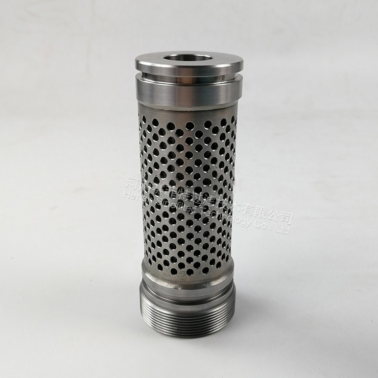 stainless-steel-sintered-oil-filter