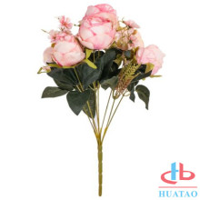 Artificial Wedding Flowers Wall For Decoration