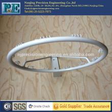 Weißes, pulverbeschichtetes Stahlwalzbiege- und Schweißwerkzeug