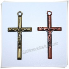 Catholic Cross, Religious Cross, Metal Crucifix, Metal Cross (IO-ap242/243/244/245/246/247)