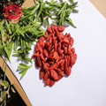 Support eye health anti-oxidant organic goji berries