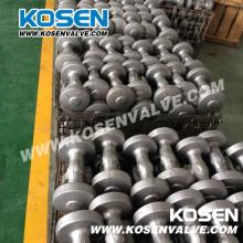 Válvulas de globo de acero forjado con bridas integrales (J41)