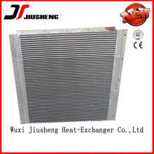 2014 Hot Sale Aluminum Plate-Fin Air Oil Water Coolers /Heat Exchanger for Air Compressor