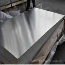 Feuille d'aluminium 3003 pour toiture / Isolation / Construction / Cuisine / Décoration