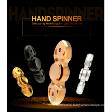 Most Popular Rotating Spinner Toy Finger Hand Fidget Spinner