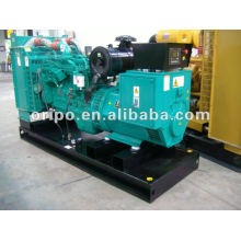 electric start 200kw/250kva diesel generator price with base fuel tank equipped Dongfeng Cummins engine 6LTAA8.9-G2