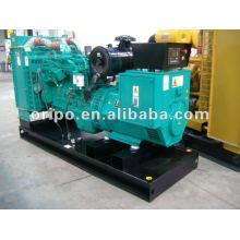 Электрический запуск 200kw / 250kva дизель генератор цена с базовым топливным баком есть Dongfeng Cummins двигатель 6LTAA8.9-G2