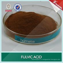 Acides fulviques spécialement pour l'agriculture
