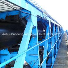 Sistema de transporte / Correia Transportadora de Tubos / Correia Transportadora de Poliéster