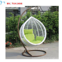 White Colour Swing Chair Patio Chair Garden Swing Chair (CF1433H)