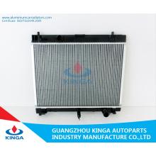 Radiador de resfriamento de automóveis para Vitz′05 Ncp91 / Ncp100 Mt OEM: 16400-21270