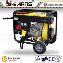 Air-Cooled Open Frame Type Diesel Generator (DG8000E3)