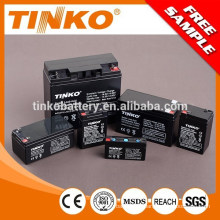 Lead acid battery 12v4.5ah recharged battery