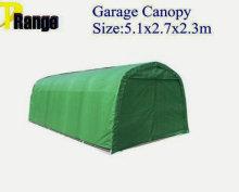 Waterproof Fabric Car Canopy / Garage Canopy