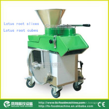 FC-311 Stainless Steel Lotus Root Cube Cutting Machine, Slicer