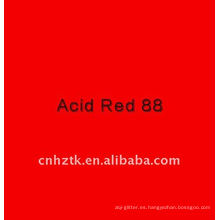 Rojo ácido 88 (tintes ácidos)
