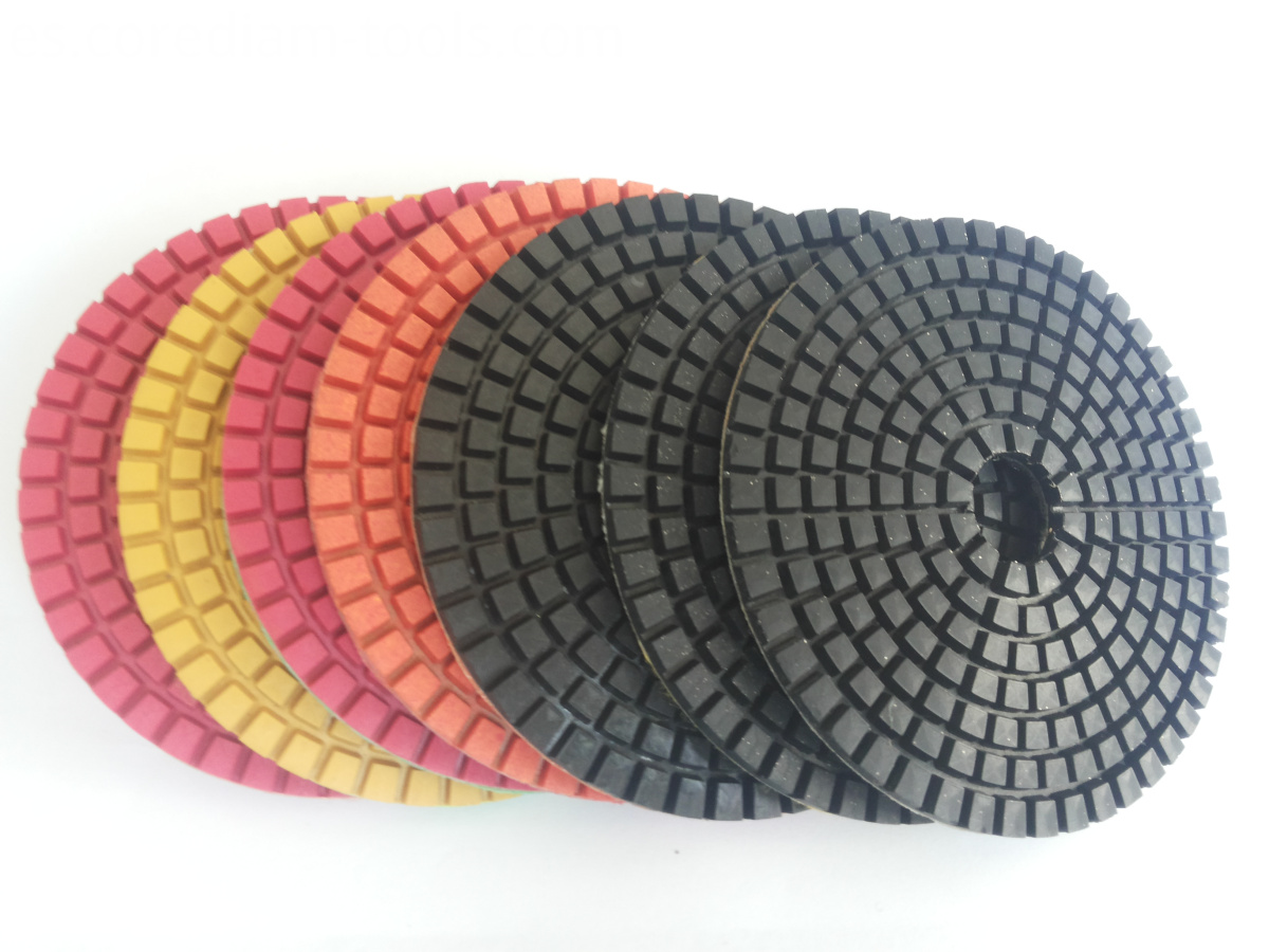 Wet Stone Polishing Pads