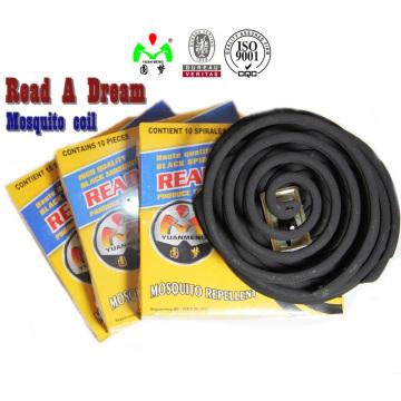 Jambo Black Mosquito Coil Hersteller in China