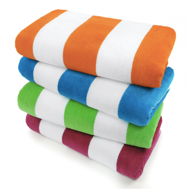 Bath Beach Travel Towels