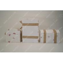 Thailand paper flower petal paper storage box