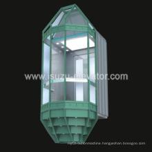 Isuzu Panoramic Elevator (HSGQ-626)