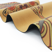 Yugland Wholesale Factory direct sale natural rubber cork yoga mat