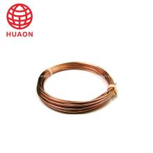 Prix usine de cuivre nu de fil de haute qualité