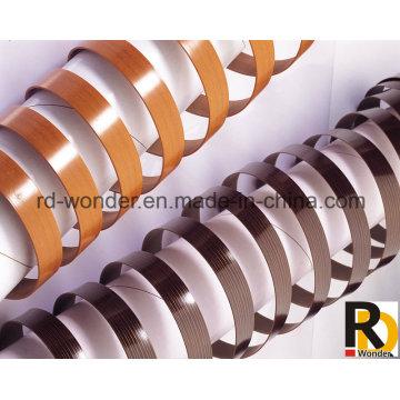 Mobiliário de madeira Woodgrain Furniture PVC Edge Banding