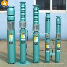 Bomba vertical de pozo profundo de alta presión y alta presión