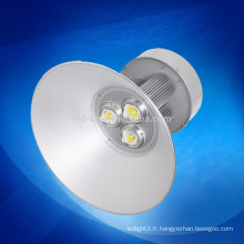 Sans conducteur led 120w haute baie 120w conduit Highbay Light