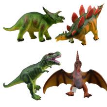 Figuras de ação de dragão de plástico