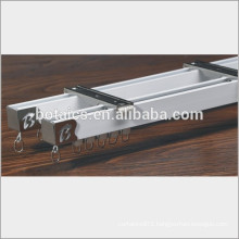 aluminium alloy sliding window,heavy duty curtain tracks curtain rails sliding