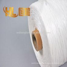 fio de enchimento de cabo de alta tenacidade, fio de enchimento de cabo branco