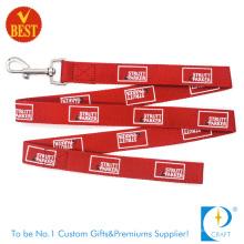 Preço de Fábrica Customized Logo Nylon Impresso Leash Leash Chumbo em alta qualidade da China