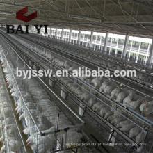 Promoção de preço de custo A Tipo Galinha de aves de capoeira Baterias para camadas para venda