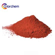 Leder Schuhfarbe Sulphur Red 6