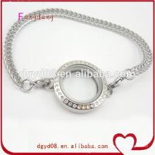 Fabricant de bracelet chaîne en acier inoxydable